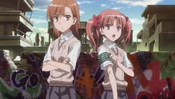 To Aru Kagaku no Railgun   15   20