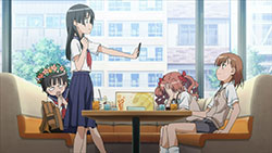 To Aru Kagaku no Railgun   OVA   10