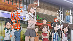 To Aru Kagaku no Railgun S   03   Preview 02