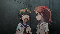 To Aru Kagaku no Railgun S   07   27