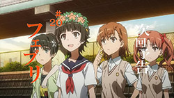 To Aru Kagaku no Railgun S   19   Preview 01