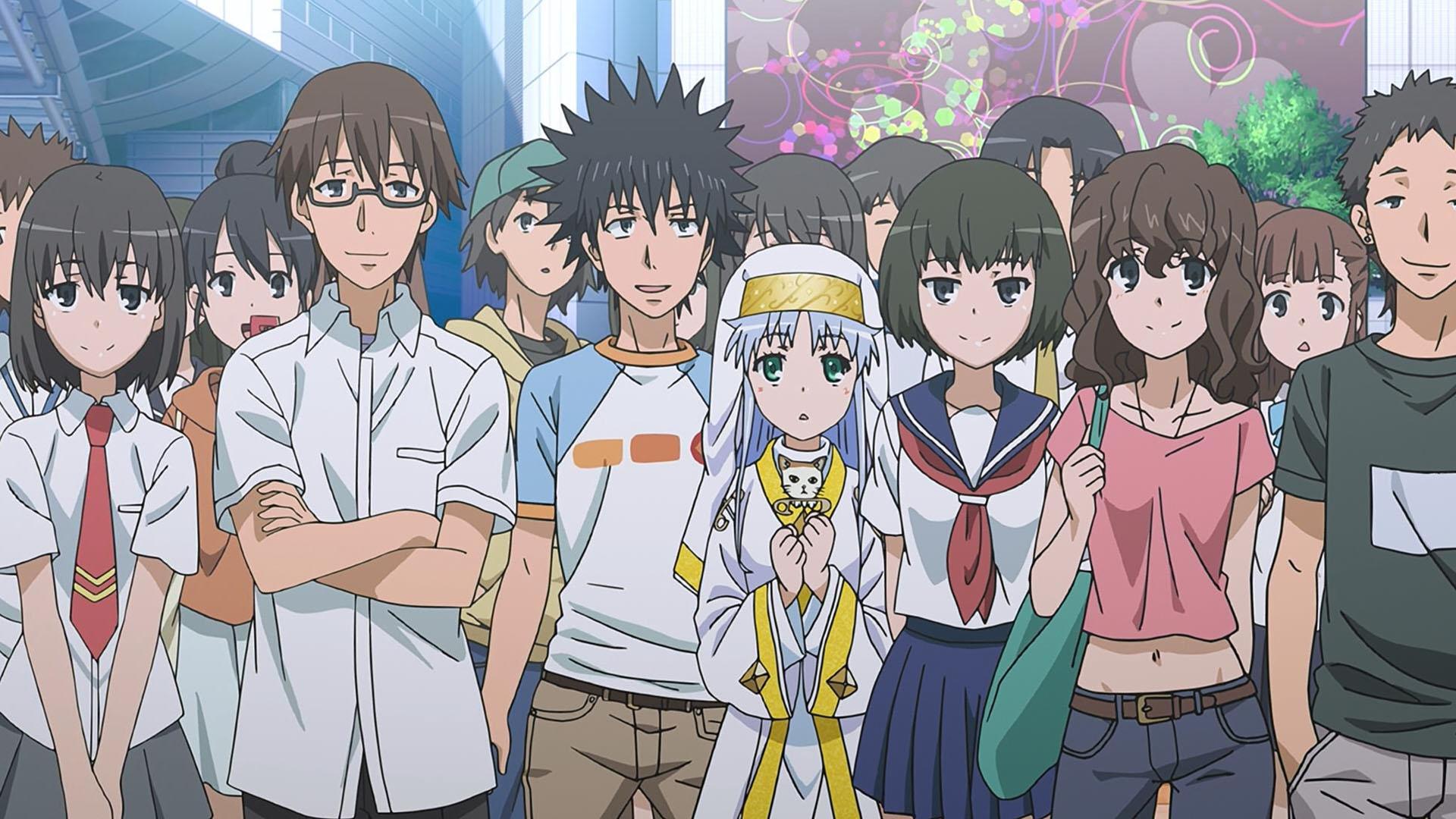 To aru Majutsu no Index : Endymion no Kiseki OST - Over (Extended)