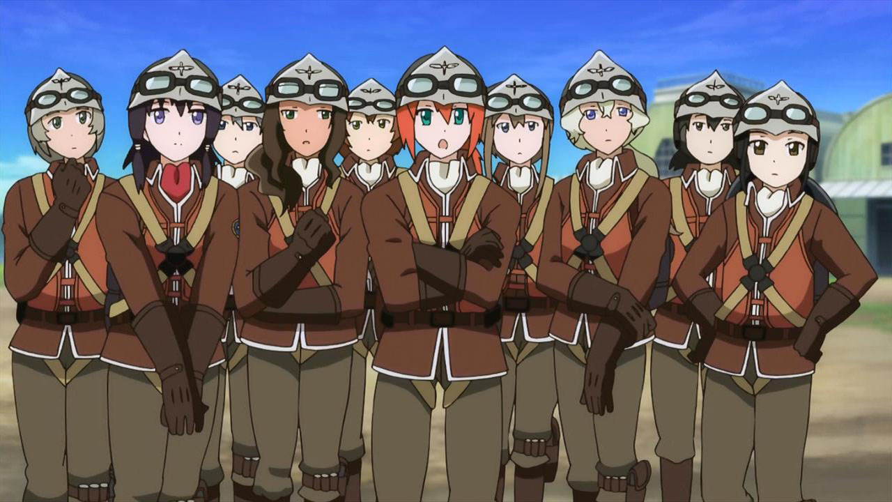 To Aru Hikuushi e no Koi-Uta streaming hd – Anime Big