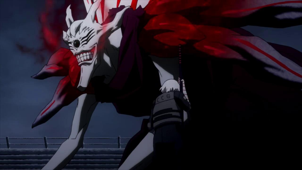 Tokyo Ghoul Root A - 11 | Random Curiosity