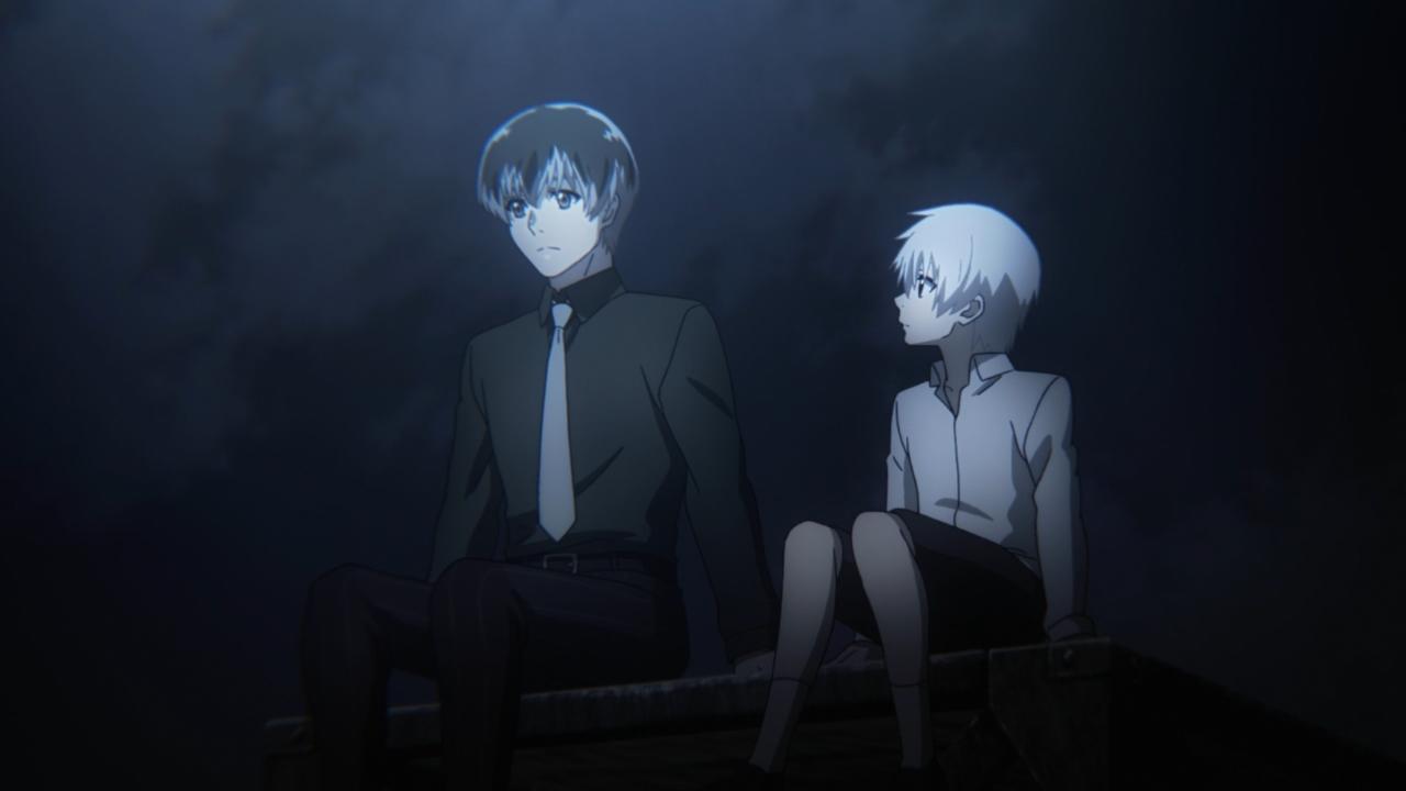Tokyo Ghoul:re - 12 (END) | Random Curiosity