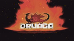 Tower of Druaga   OP   01