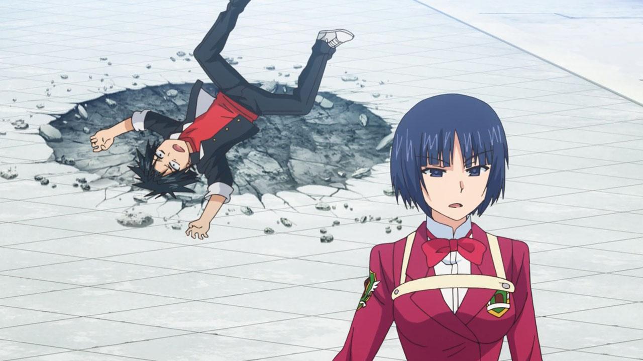 Uq Holder Mahou Sensei Negima 2 03 Random Curiosity