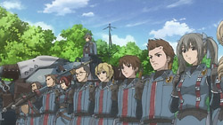 Valkyria Chronicles   19   17