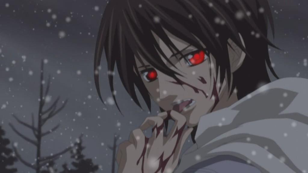 картинки аниме рыцарь вампир 1 сезон