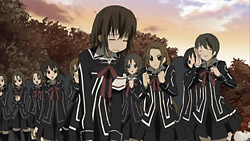 Vampire Knight Guilty   01   01