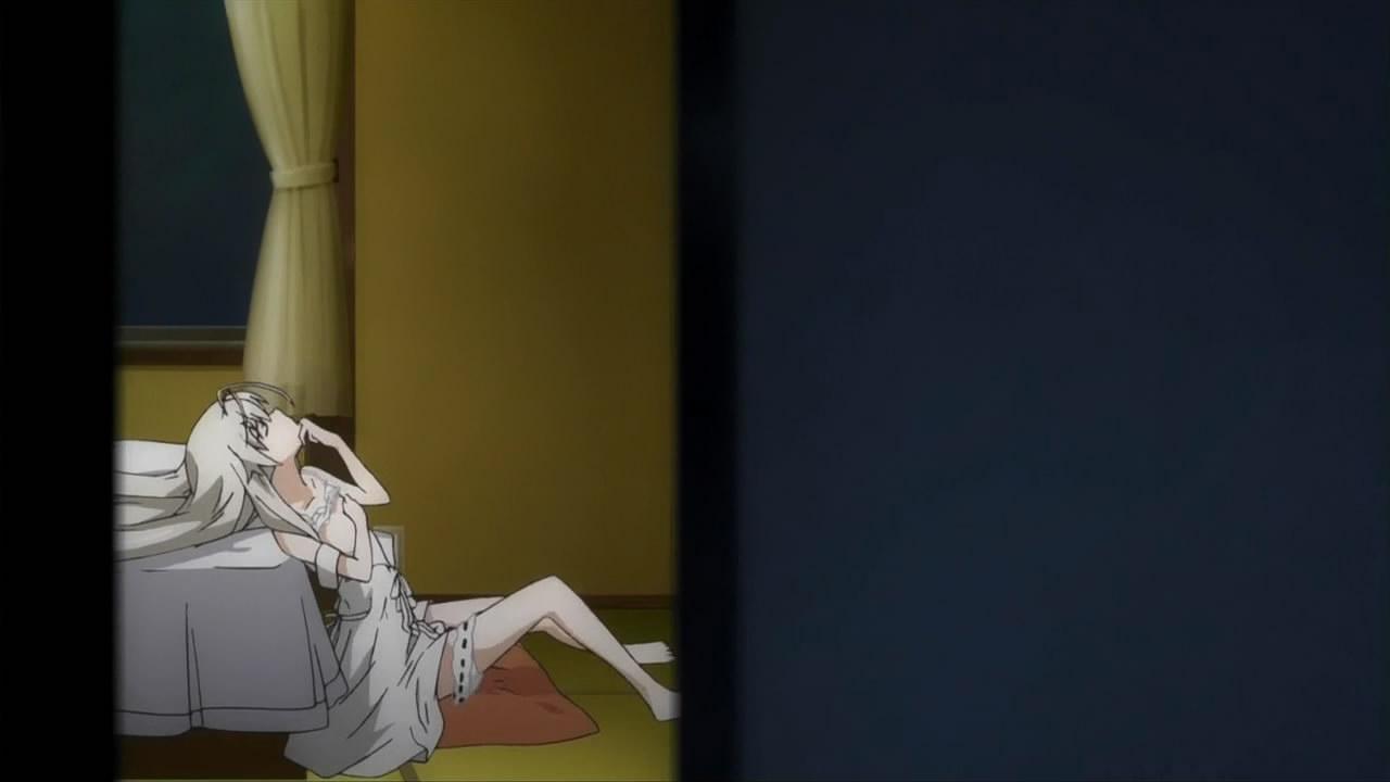 Yosuga no sora bed scene