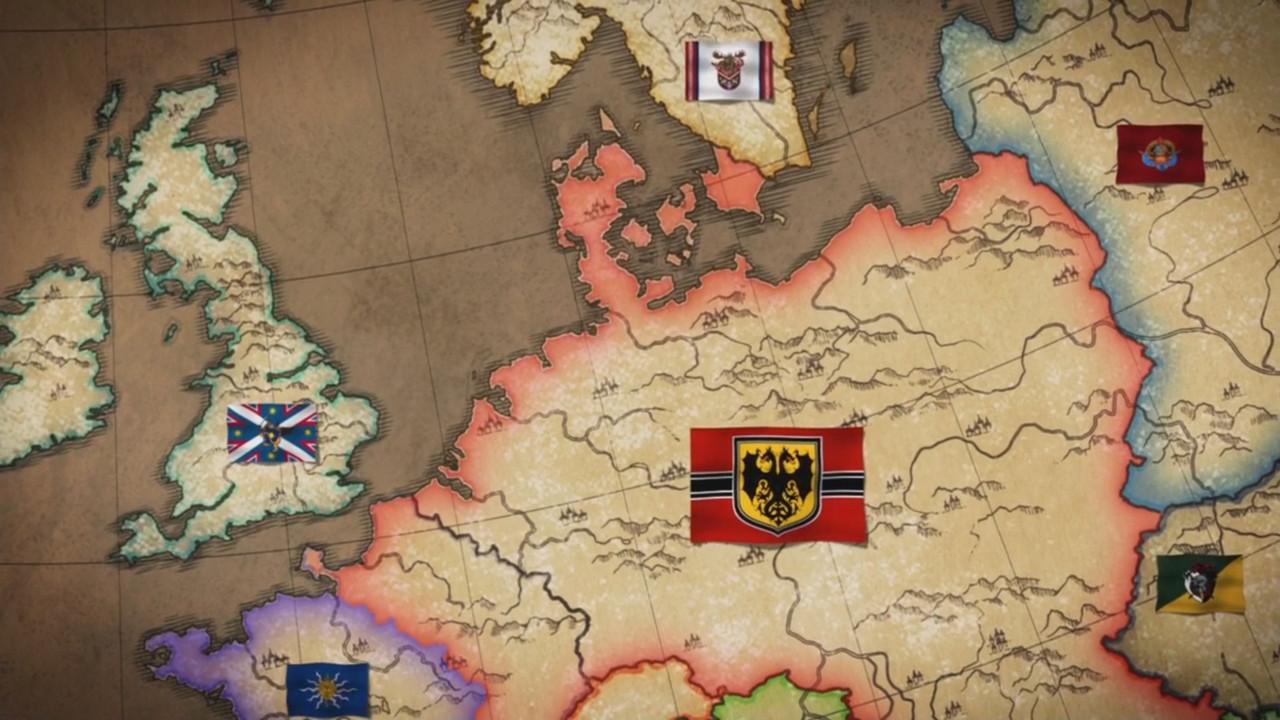 The German Empire Vs The World Of Avatar Youjo Senki Vs Avatar The