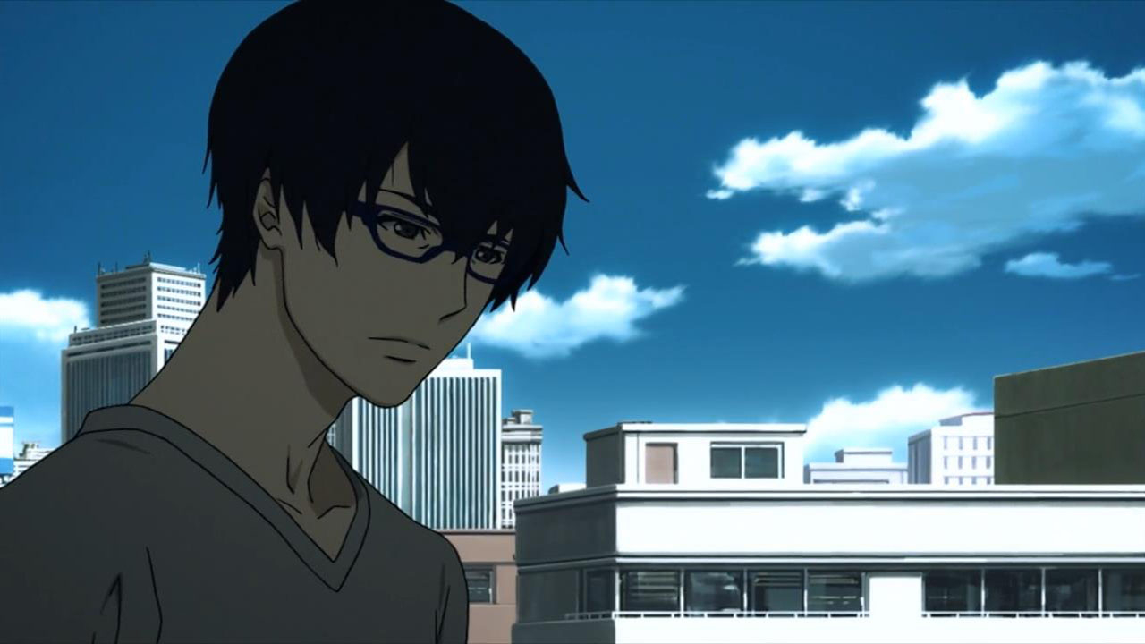 Zankyou no terror est0e1 creado por shinichiro watanabe