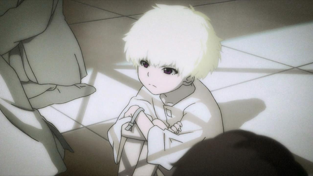 Zankyou no terror hisami touji kokonoe arata mishima lisa black eyes black hair brown eyes brown hair five group
