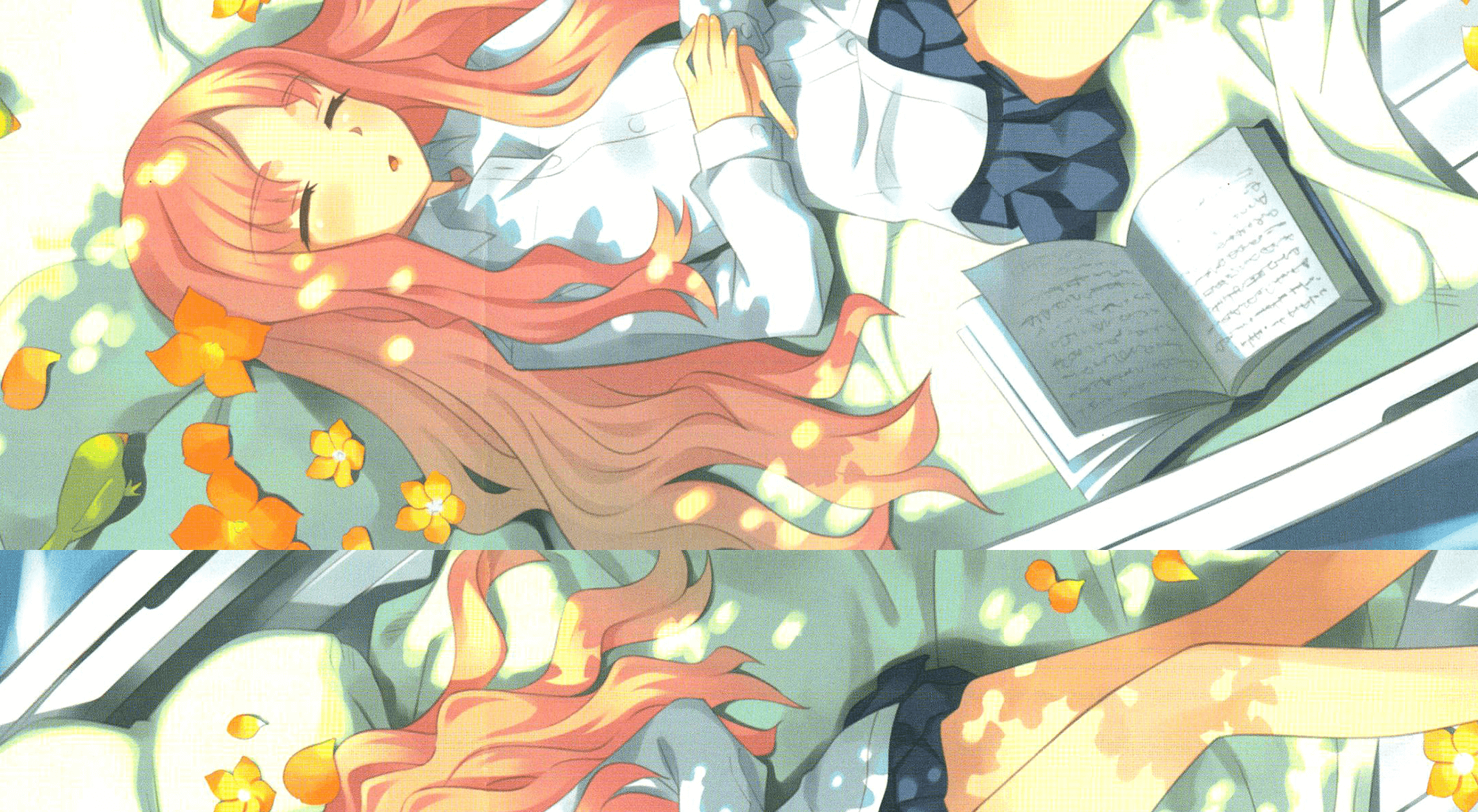 Grisaia no Kajitsu Visual Novel – Retrospective